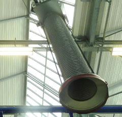 Abgasabsauganlage RailCombi System