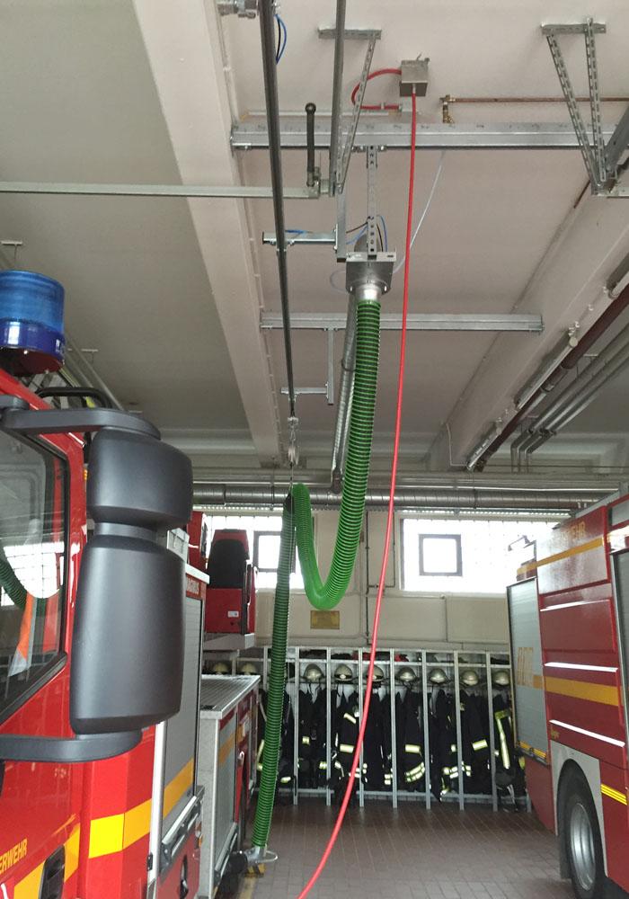 Kosteng 252 Nstige Absaugung Feuerwehr Blaschke Umwelttechnik